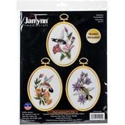 Набор для вышивания  Janlynn HummingBirds