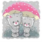 Набор для вышивания бисер  Романтичный дождик