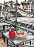 Набор для вышивания бисер  Венецианское кафе