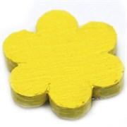Краска акриловая универсальная Желтый лимон 120 мл