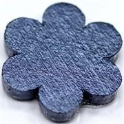 Краска акриловая металлик Темно-синий