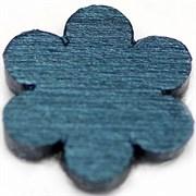 Краска акриловая металлик Темно-бирюзовый