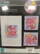 Набор для вышивания  Artiste Dazzling Doodles 4