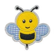 Термоаппликация  Забавная пчелка