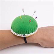 Подушечка для игл на руку