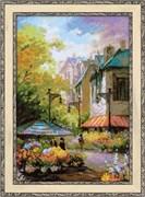 Набор для вышивания  Цветочная улица