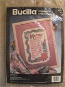 Набор для вышивания  Bucilla A mother is