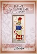 Набор для вышивания бисером  Чашки