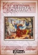 Набор для вышивания бисером  Фея Осень