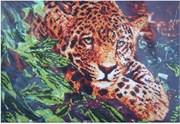 Набор для вышивания бисером  Леопард
