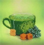 Набор для вышивания бисером  Лимонный чай