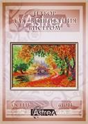 Набор для вышивания бисером  Осень