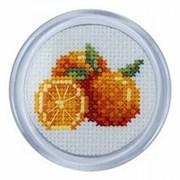 Набор для вышивания с магнитной рамкой  Магнит-Апельсины