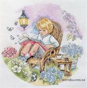 Набор для вышивания  Сказочный сад