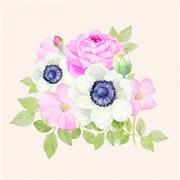 Наволочка шелковая  Весна