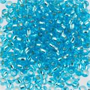 Бисер  Gamma  E083 голубой ( 67010 )