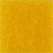 Бисер  Gamma  D640 желтый мат. (80010)