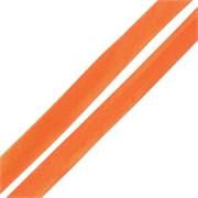 Косая бейка  Астра ,  15 мм * 5 м, цвет: оранжевый