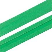 Косая бейка  Астра ,  15 мм * 5 м, цвет: молодая зелень