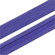 Косая бейка  Астра ,  15 мм * 5 м, цвет: фиолетовый