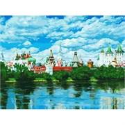 Набор для рисования по номерам  Русское подворье