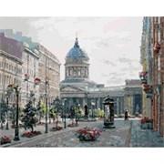Набор для рисования по номерам  Малая Конюшенная улица