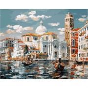Набор для рисования по номерам  Венеция. Церковь Сан Джеремия