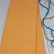Крепированная бумага  Skroll , цвет: бледно-оранжевый