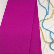 Крепированная бумага  Skroll , цвет: фуксия