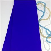 Крепированная бумага  Skroll , цвет: ярко-синий