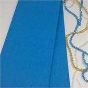 Крепированная бумага  Skroll , цвет: ярко-голубой