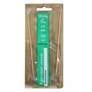 Cпицы Hobby&Pro круговые на леске, бамбук, d2,0 мм, 100 см