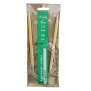 Cпицы Hobby&Pro круговые на леске, бамбук, d7,0 мм, 100 см