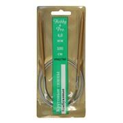 Cпицы Hobby&Pro круговые на метал. тросике, бамбук, d4,0 мм, 100 см