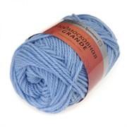 Пряжа  Подмосковная GRANDE , цвет: воздушно-голубой