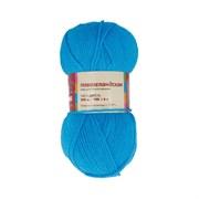 Пряжа  Новозеландская , цвет: голубая бирюза