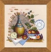 Набор для вышивания  Натюрморт с сыром