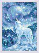 Набор алмазной мозаики  Ледяной ветер