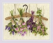 Набор для вышивания  Пряные травы