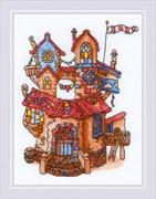 Набор для вышивания  Сказочный домик