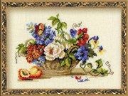 Набор для вышивания  Натюрморт с персиком
