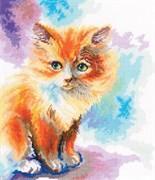 Набор для вышивания Солнечный котёнок