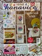 Kanavice №56 - турецкий журнал со схемами для вышивки крестом