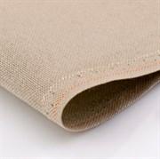 Канва равномерного переплетения цвет песочный, 28ct. отрез 50х80 Турция