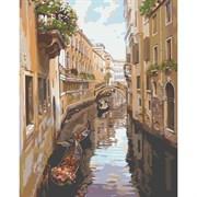 Набор для рисования по номерам 'Венеция' 40*50см