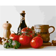 Набор для рисования по номерам 'Итальянский натюрморт' 40*50см