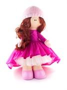 Набор для создания интерьерной куклы  Лиля , 33 см