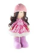 Набор для создания интерьерной куклы  Марго , 33 см