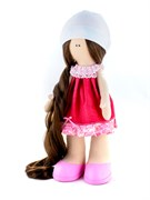 Набор для создания интерьерной куклы  Элеонора , 33 см